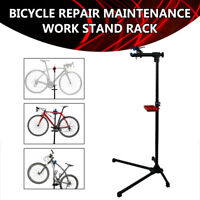 """Pro Bike Adjustable 41"""" To 60"""" Repair Stand w/ Telescopic Arm Cycle Bicycle Rack"""