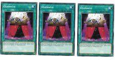 3 x ojamagie led2-de029, 1st, Common, Allemand, PLAYSET