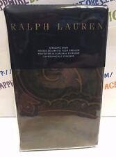 RALPH LAUREN ONE STANDARD SHAM 20X28 IN FRAZIER OLIVE BRAND NEW $115.00
