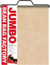 Jumbo  beanbag covers, Beige colour