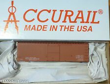 Accurail HO #1399 Data Oxide 36' DBL Sheath Boxcar MTL. Ends (Plastic Kit)