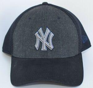 New York NY Yankees MLB Baseball Cap Hat S/M Stretch Fit New Era  39THIRTY