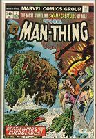 Man-Thing 1974 series # 3 fine comic book