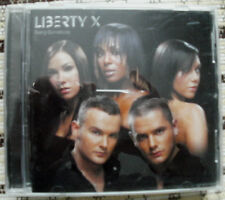 LIBERTY X - BEING SOMEBODY - CD 2003