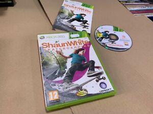 Shaun White Skateboarding Xbox 360 IN Spagnolo