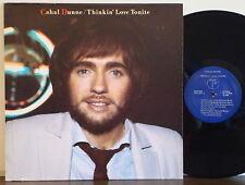 CATHAL DUNNE Thinkin' Love Tonite RARE EXC 1985 PRIVATE PRESS LP Irish Pop CAHAL