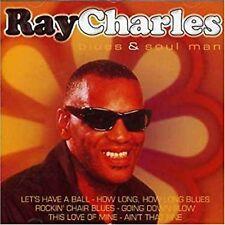 Ray Charles-Blues & Soul Man CD