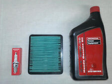 Genuine Honda EU3000 Generator Oil Change Kit Service Tune Up