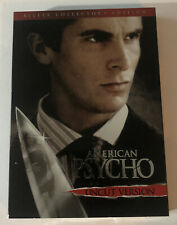 American Psycho (Dvd, Uncut) Killer Collection Edition