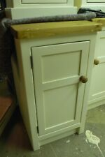 Shaker Style Kitchen Base Cupboard Unit Hand Painted In Your Colour All Pine.