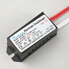 Nouveau 20-50W AC 220V 12V 0.14A LED Driver électronique transformateur IS