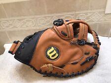 """Wilson A500 CMFP 31"""" Women's/Girls Fastpitch Softball Catchers Mitt Right Throw"""