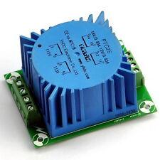 25VA Encapsulated Toroidal Transformer 115/230V, 15Vx2.