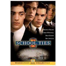 School Ties 1992 - Matt Damon ,Brendan Fraser - [Region 1] Brand New