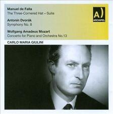 NEW - Sinfonie No. 8 De Falla Three by DVORAK,ANTONIN