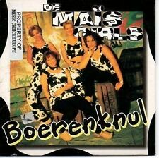 (AR475) De Mais Girls, Boerenknul - 1998 DJ CD