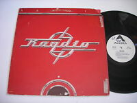 PROMO Raydio Self Titled 1978 LP VG+