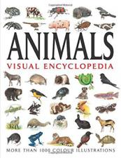 Animals - Visual Encyclopedia Tom Jackson Brand New Free Postage AUSTRALIA