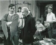 Carol Ann Ford & William Russell Photo Signed In Person - Doctor Who - B345