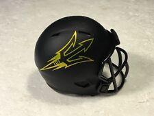 (1) Riddell Pocket Pro Football Helmet (Arizona State Sun Devils) 2018