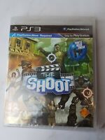 The Shoot PS3 Playstation 3 (Playstation Move Required) Brand New and Sealed