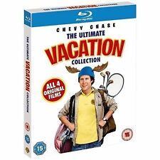 National Lampoon Vacation BOXSET Blu-ray 2013 Region DVD