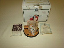 Rockwell Heirloom Santa Collection Christmas Dream Family Trust #A2752 Norman