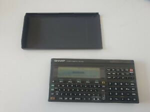 SHARP Pocket Computer PC-E500 Engineer Software Scientific Constants BASIC