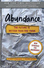 Abundance: The Future Is Better Than You Think, Kotler, Steven, Diamandis, Peter