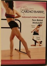 Cardio Barre Ultimate Advanced workout Dvd power arms thighs Richard Giorla