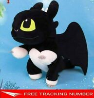 "8"" NIGHT LIGHT BOY How to Train Your Dragon 3 DreamWorks Movie Doll Plush Toys"