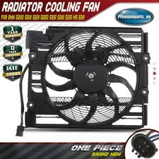 Radiator Cooling Fan BMW 520d 520i 523i 525td 525d 525i 528i 530d 535i M5 E39