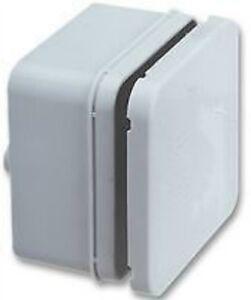 10 x Weatherproof, Waterproof Joint, Outdoor Junction Box, Adaptable Box IP55