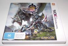 Monster Hunter 3 Ultimate Nintendo 3DS 2DS Game *Complete*