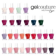 Essie Gel Couture - Toutes les Couleurs Disponibles - 0.46oz / 13.5ml Chaque