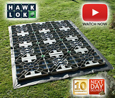 10ft X 10ft Hawklok Shed Base out Building Drive Way Kit