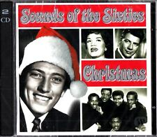 TIME LIFE-Sounds Of The Sixties CHRISTMAS-Best Of 60s-2 CD (NEW & SEALED) RARE