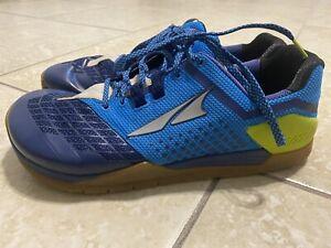 Altra HIIT XT 2 Men's Athletic Training Shoes AFM1976P-41 Blue Size 11.5
