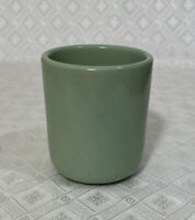 MCM RARE La Solana Pottery Sage Green Vintage UTENSIL HOLDER