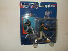 "NEW ""JOSE CONSECO"" STARTING LINEUP.. BASEBALL MLB ACTION FIGURE...1998 EDITION"