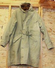 Vintage Original World War Ii era Us Navy Deck Parka Size 48