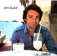 Steve Hackett LP Cured - Germany (EX/EX+)