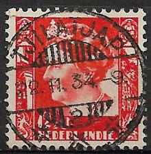 NEDERLANDS INDIE; Langebalkstempel met nummer TJILATJAP 2