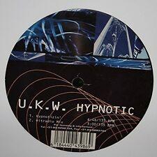"""U.K.W. (ATB) Hypnotic (1999) [Maxi 12""""]"""