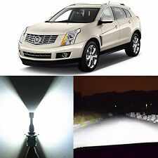 Alla Lighting Low Beam Headlight H11LL White LED Bulb for Cadillac STS 10~16 SRX