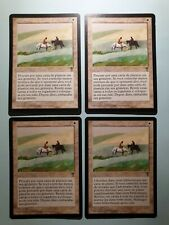 C104 | TITHE | VISIONS | PLAYSET (PT×3 FR×1) | MTG | 1997 | LP/NM