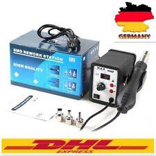 858D+ SMD Schweißen Hot Air Gun Rework Heißluft Station Löten Entlötkolben 700W