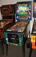 BREAKSHOT Pinball Machine - Capcom 1996 - Works Great!