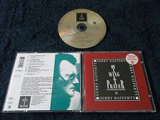 Rare Promo, GERRY RAFFERTY - On A Wing & A Prayer, CD Album 1992, A&M, 517 495-2