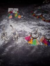 Earrings Bundle X4